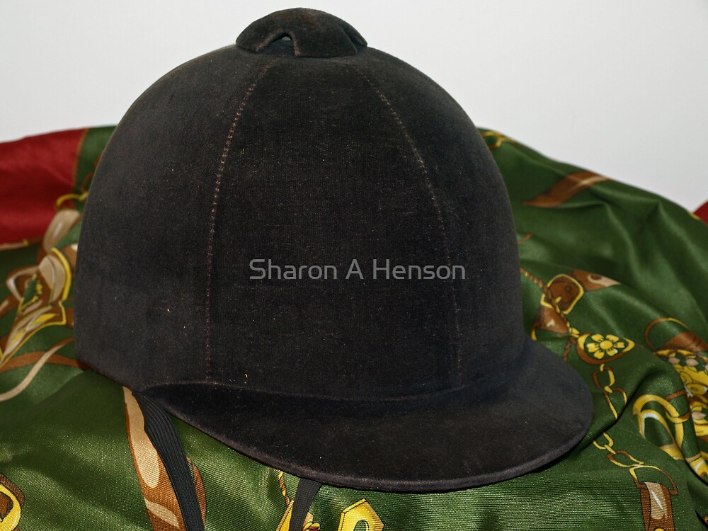 RIDING HAT by Sharon A. Henson