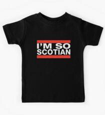 I'm So Scotian Kids Tee