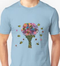 Help Save the Bees!  Unisex T-Shirt