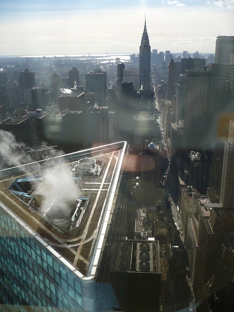 New York by Caroline Cage