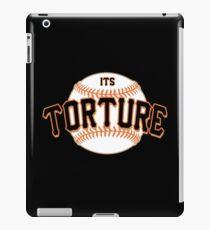 It's Torture iPad Case/Skin