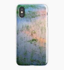 Reflection #Sky #Water iPhone Case/Skin