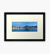 Puerto Pollensa  Framed Print