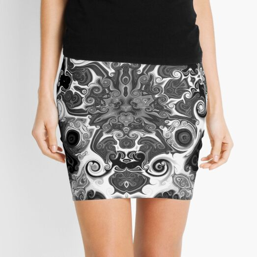 Gravitational Anomalies 10 Mini Skirt