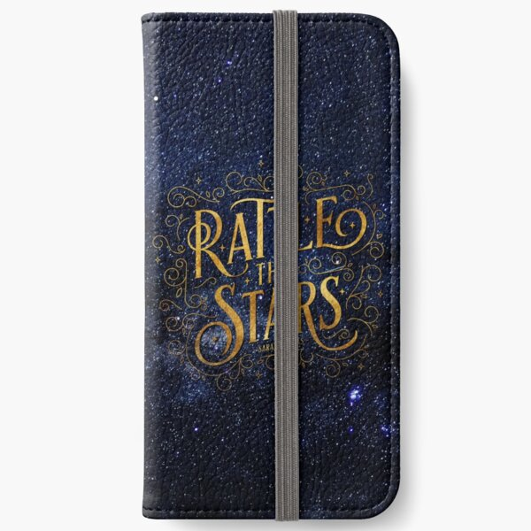 Rattle the Stars - Night iPhone Wallet