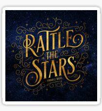 Rattle the Stars - Night Sticker