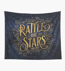 Rattle the Stars - Night Wall Tapestry
