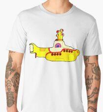 BEATLES YELLOW Men's Premium T-Shirt