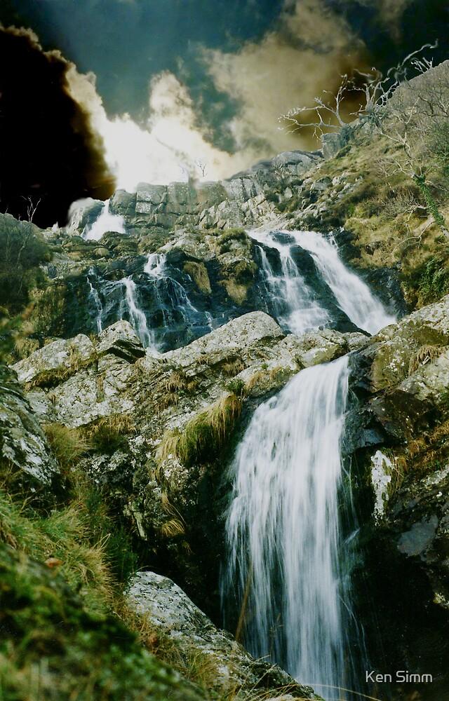 Waterfall by Kenart