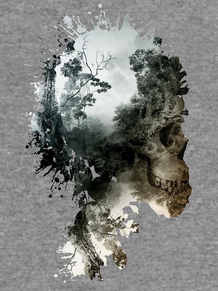 Schädel - Metamorphose von rizapeker