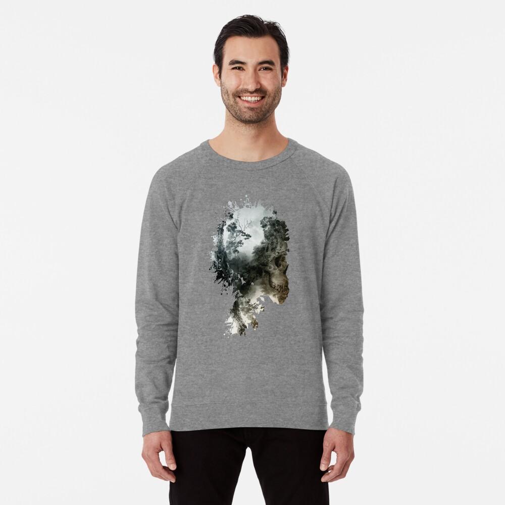 Schädel - Metamorphose Leichter Pullover