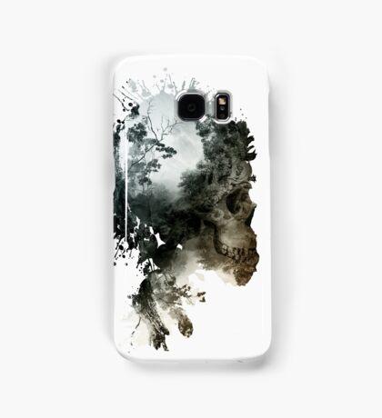 Skull - metamorphosis Samsung Galaxy Case/Skin