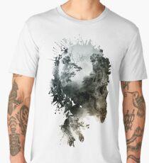 Skull - metamorphosis Men's Premium T-Shirt