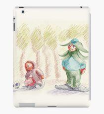 Arcaron baby: Occuria story 1 iPad Case/Skin