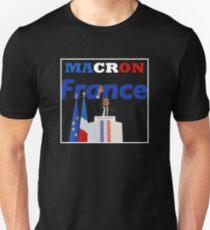 macron for president Unisex T-Shirt