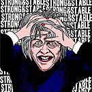 Theresa May - Strong & Stable by Smallbrainfield