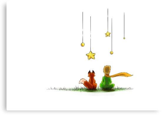 Le Petit Prince by Muna21