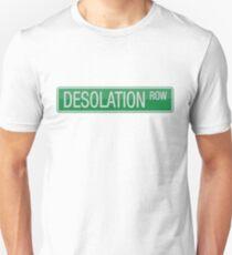 011 Desolation Row street sign Unisex T-Shirt