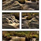 Waterfalls by Dave Warren