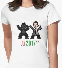 Italy 2017 Womens Fitted T-Shirt