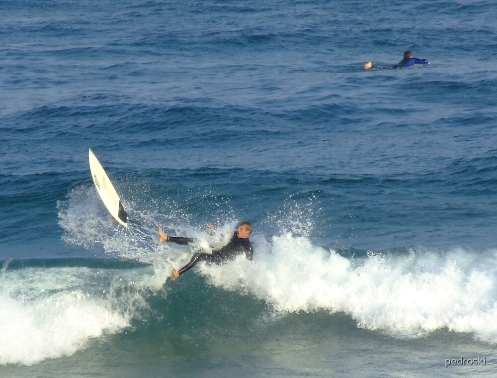 Surfers at Maroubra Beach 002 by pedroski