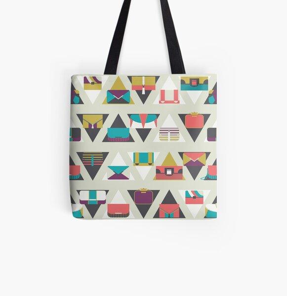 BAGometry 2 All Over Print Tote Bag