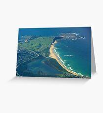 Dee Why Beach.JPG Greeting Card