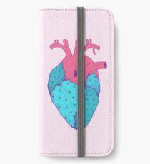 Cactus Heart iPhone Wallet/Case/Skin