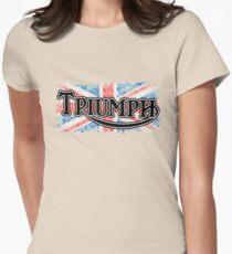 Triumph Autonautcom Womens Fitted T-Shirt