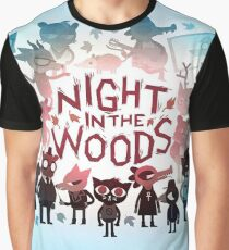 night in the wood Graphic T-Shirt