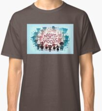 night in the wood Classic T-Shirt