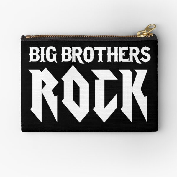 Big Brothers Funny Shirt Zipper Pouch