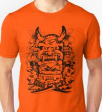 Japanese demon Unisex T-Shirt