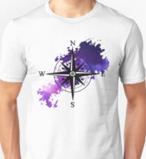 compass to space T-Shirt