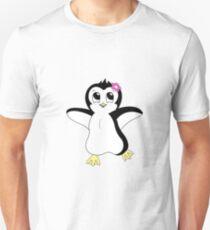 Dancing Penguin Unisex T-Shirt