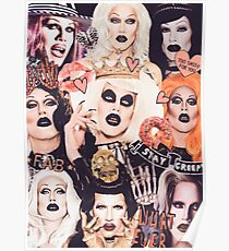 Sharon Needles Poster