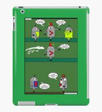 Evacuate iPad Case/Skin