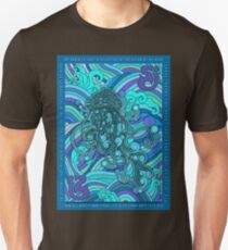 SCI - String Cheese Incident - Psychedelic Jellyfish Jelly Fish Ocean of My Brain To Much Tequila T-Shirt