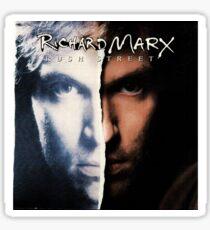 Rush Street - Richard Marx Sticker
