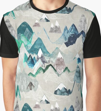 Call of the Mountains Graphic T-Shirt