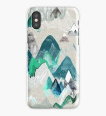 Call of the Mountains iPhone Case/Skin