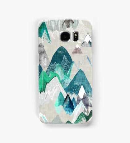 Call of the Mountains Samsung Galaxy Case/Skin