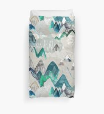 Call of the Mountains Duvet Cover