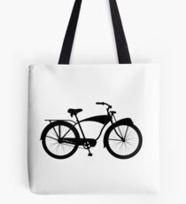 Cruiser bicycle Tote Bag
