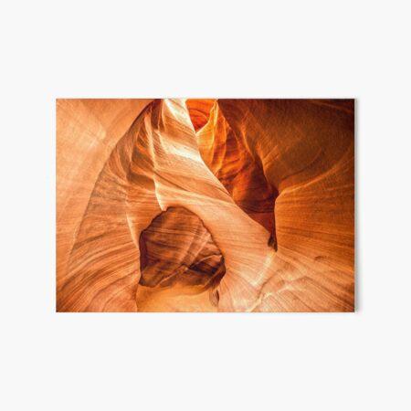 Antelope Canyon  Art Board Print