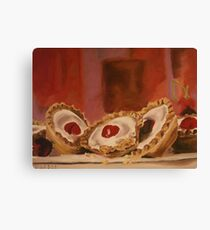 Bitter-sweets Canvas Print