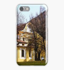 In the monastery of Stams Tyrol Austria iPhone Case/Skin