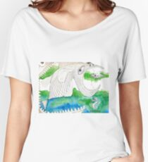 Big Fish Little Fish Women's Relaxed Fit T-Shirt