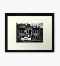 Rural Georgia Framed Print