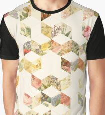 Keziah - Flowers Graphic T-Shirt